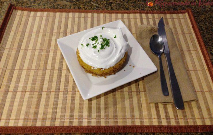 Tarta de Limón (Pie de Limón)