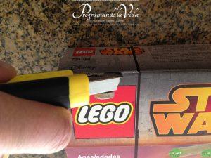 Paso-3-Porta Papeles de Cartón Reciclado