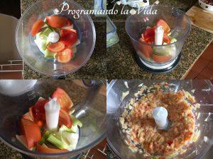 Paso-1-Albondigas en Salsa de Tomate y Aceitunas