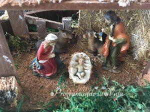 Árbol de Navidad en Macramé