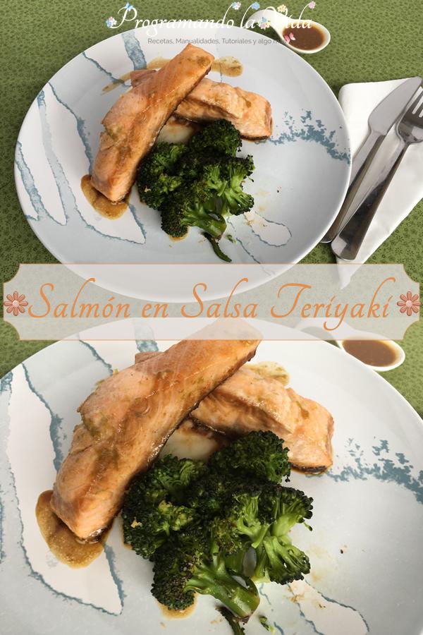 Salmón en Salsa Teriyaki