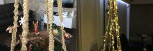 Arbol de Navidad en Macrame